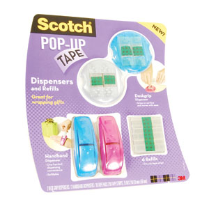Scotch Pop Up Tape Set