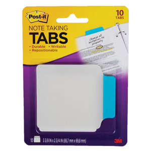 Post it Note Taking Tabs