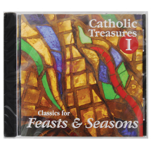 Catholic Treasures Music CD