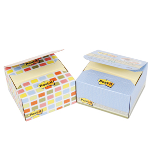 Post it Recycled Pop up Notepads with Dispensers